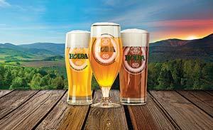 Holba beer / Holba pivo