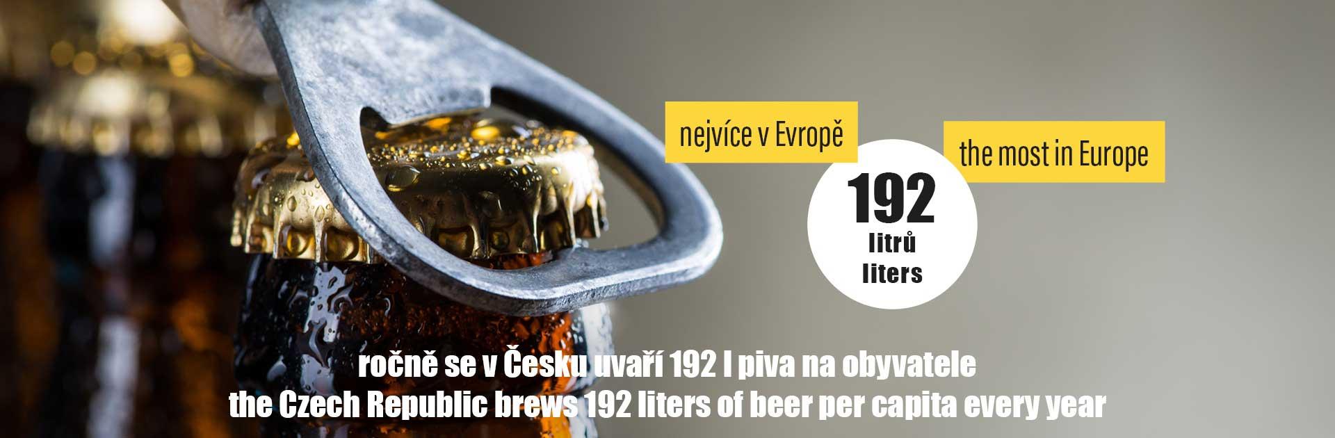 VisitPivo.cz - 192 l na obyvatele
