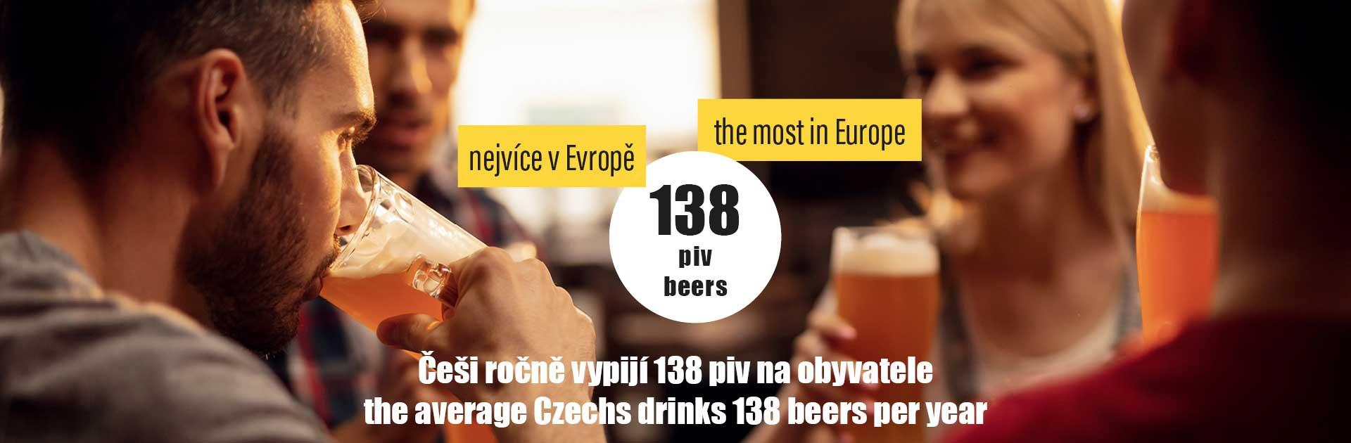VisitPivo.cz - nejvíce v Evropě