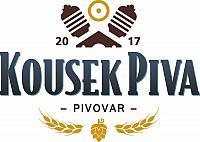 Pivovar Kousek piva, logo, zdroj: Pivovar Kousek piva